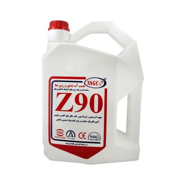 چسب آب بندی z90 گالن 4 لیتری